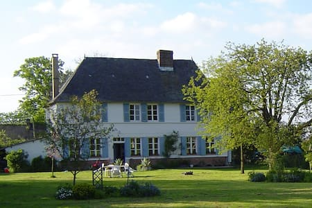 Chambre proche de Rouen - Fresne-le-Plan - Hus