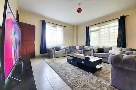 1 bedroom fully furnished apartment.welcome home