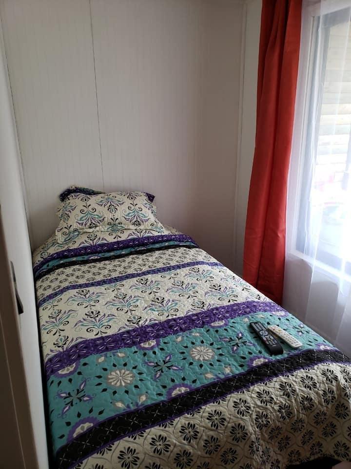 Hostal Chequenlemu, Dorm 1 ,5 plz, Baño compartido