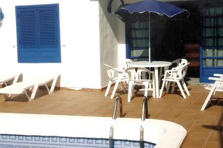 Villa PALAWAN in Punta Mujeres - Haría