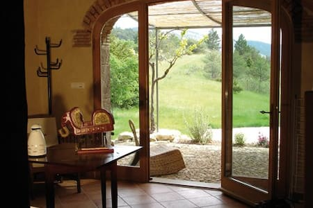Romantic Cottage in Drôme - House