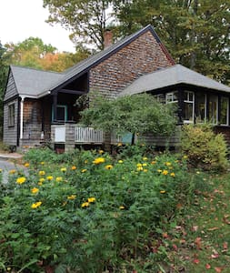 Secluded, Unique Lovers Lane Retreat - Gorham