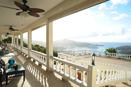 Christian Villa 360° Stunning Views - Villa