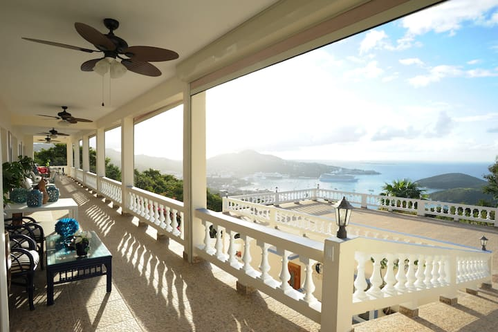 Christian Villa 360° Stunning Views