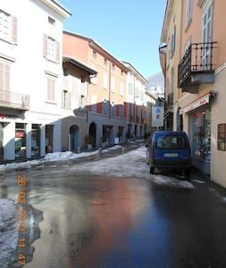Appartamento nel nucleo storico - Mendrisio