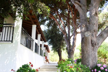 Country house for up to 5 persons - Chalikounas - Σπίτι
