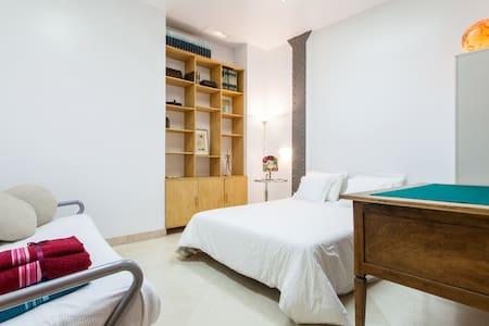 CENTRO HISTÓRICO CON AIRE ACONDICIO - Seville - Apartment