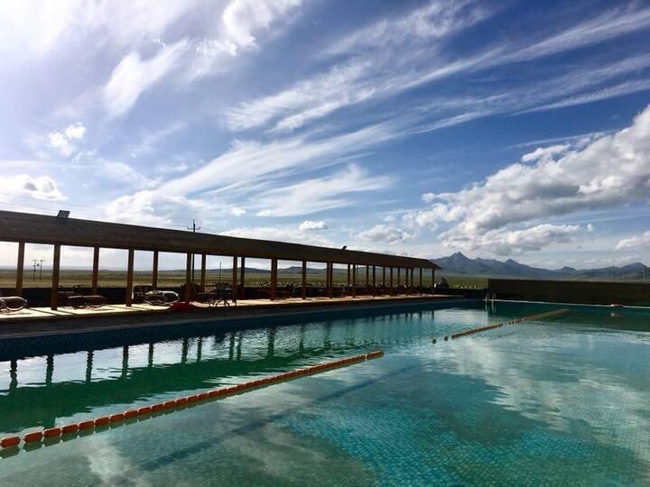 蕃域火山温泉酒店