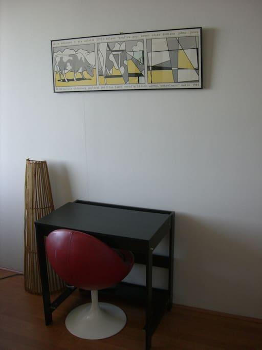 Desk in your room