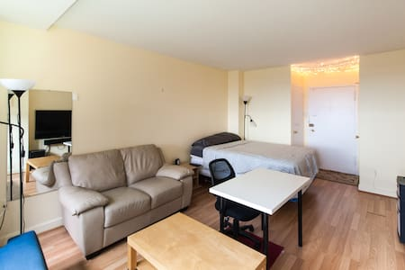 Studio 15min from Georgetown - Arlington