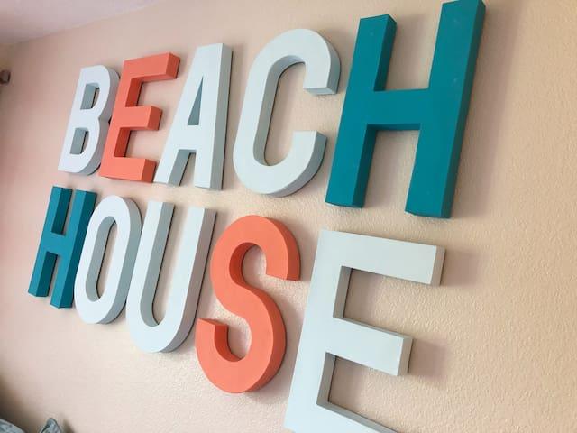 Sandy Feet Retreat - a colorful modern beach condo