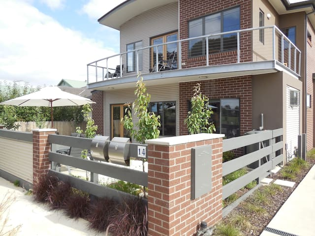 Rippleside beach townhouse Geelong - North Geelong - Daire