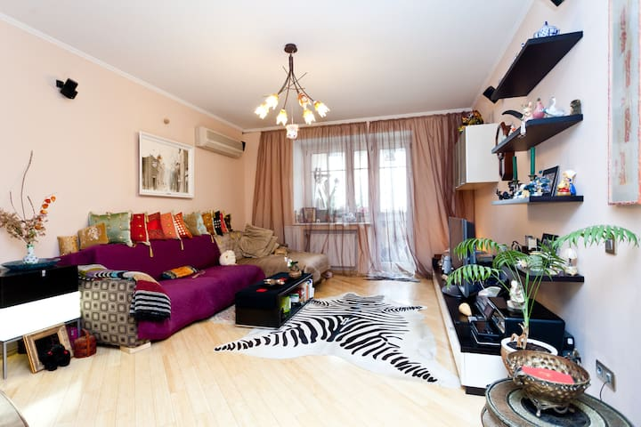 Designer apartment in Odintcovo