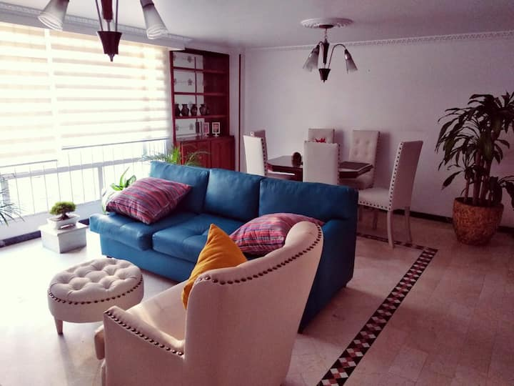 Beautiful and Bright Room for Rent.
