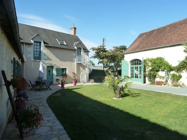 La Closeraie lodge - Noyers-sur-Cher