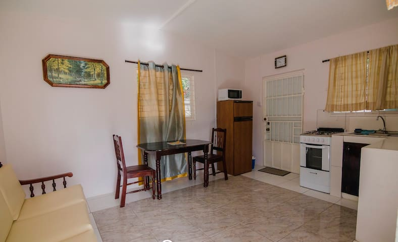 Very Close to Kingstown - One Bedroom Apartment