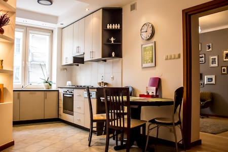 Comfort & Style in center of Warsaw - Apartemen