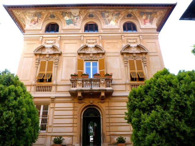 B&B VILLA DEVOTO, Rapallo (Genova) - ราปัลโล - ที่พักพร้อมอาหารเช้า