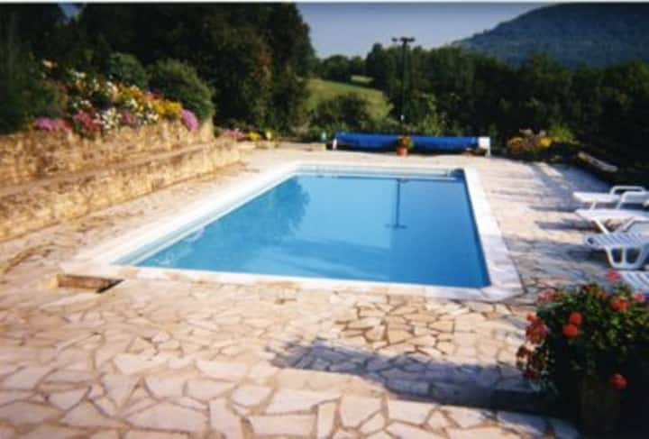 Villa with 4 bedrooms in Milhars, with private pool, enclosed garden and WiFi