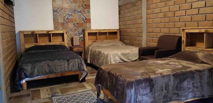 Hermoso Hotel Rustico H2