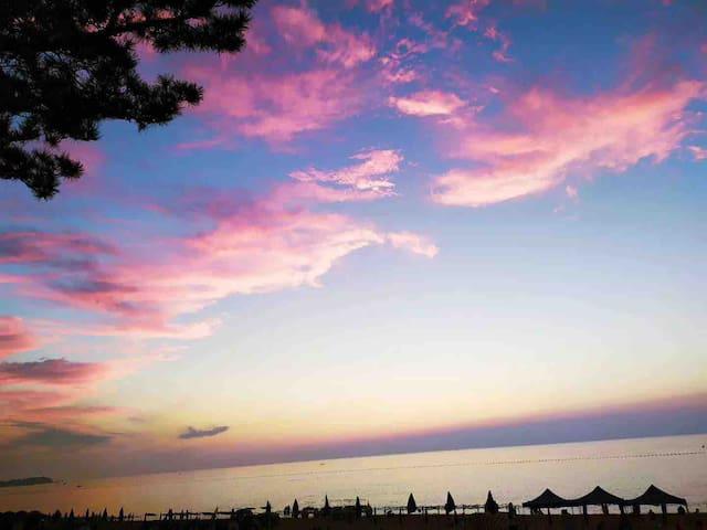 【闻海听风】山东大学国际海水浴场日式温馨两居