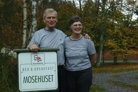 Mosehuset -Northern Jylland - Pandrup - Бунгало