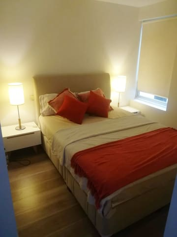 Cosy Room in ♥ of Melbourne Comfy Queen Bed &Views