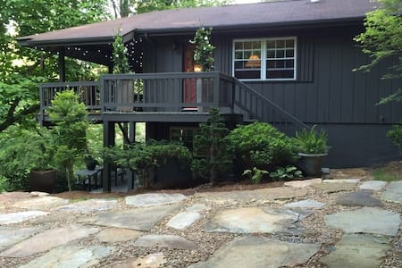 Waterfall Cottage - private and relaxing
