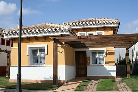 Mar Menor Golf Resort Villa with pool (4 persons) - Torre-Pacheco - Ház