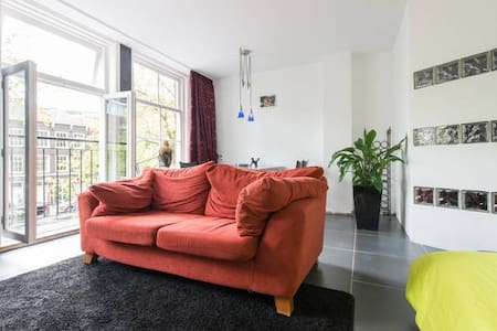 Great Jordaan Canal View Apartment