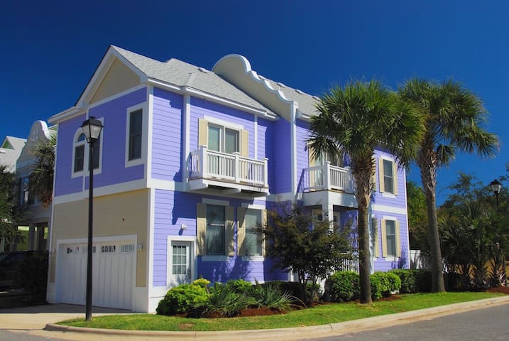 Purple Palace at Bermuda Bay Resort 3 Bedroom