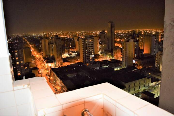 Apartamento completo en centro de Lomas