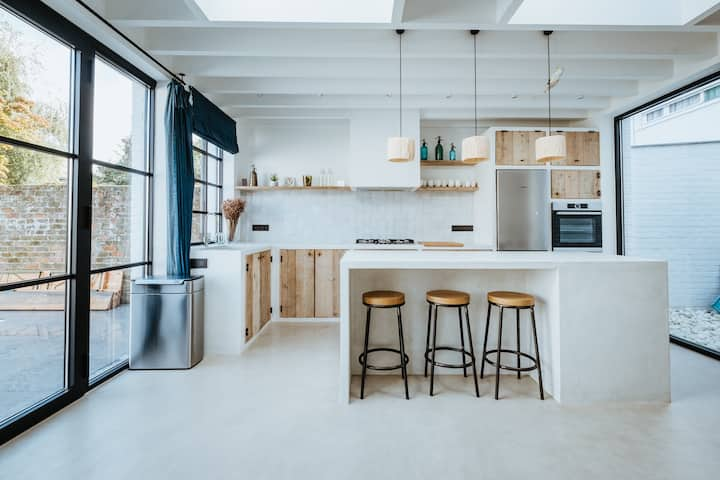 Knokhouse - new charming house in old knokke