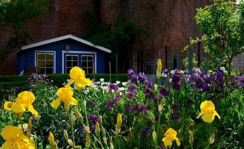 Chambre vue sur jardin - Petit déjeuner inclus