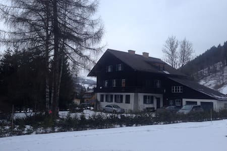 Former Foresthaus Apartmenthaus - Schladming - Appartement
