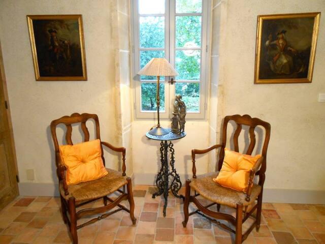 LE PRESSOIR DU CHATEAU - Lantheuil - Dům