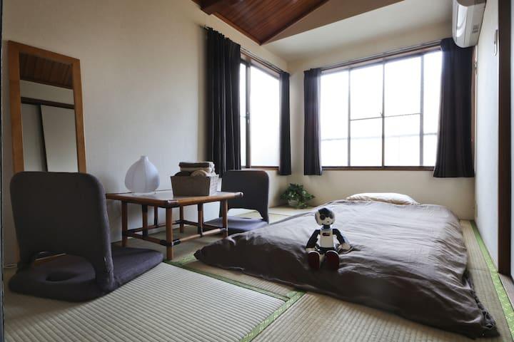 Fabi House Naka-Meguro near Shibuya - Meguro-ku - Hus