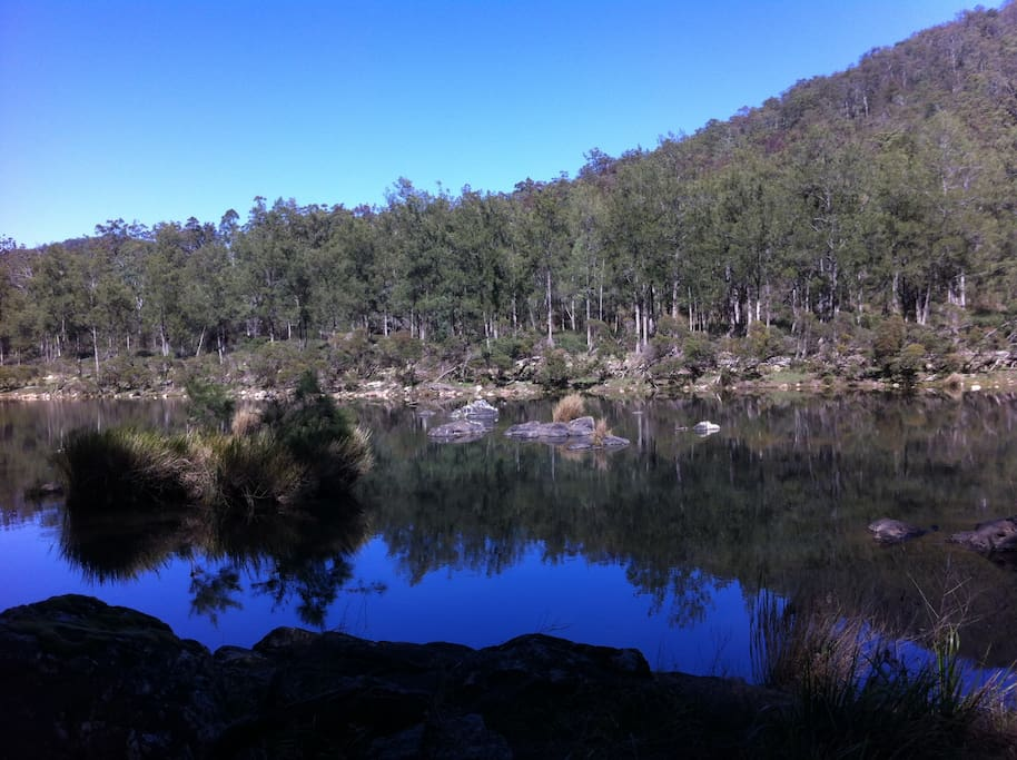 River Frontage at Black Mountain