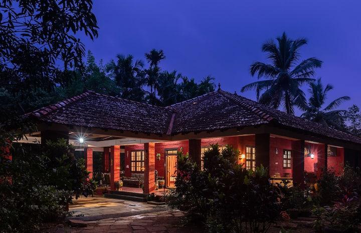 Karkala Homestay: Cottage Amidst the Woods