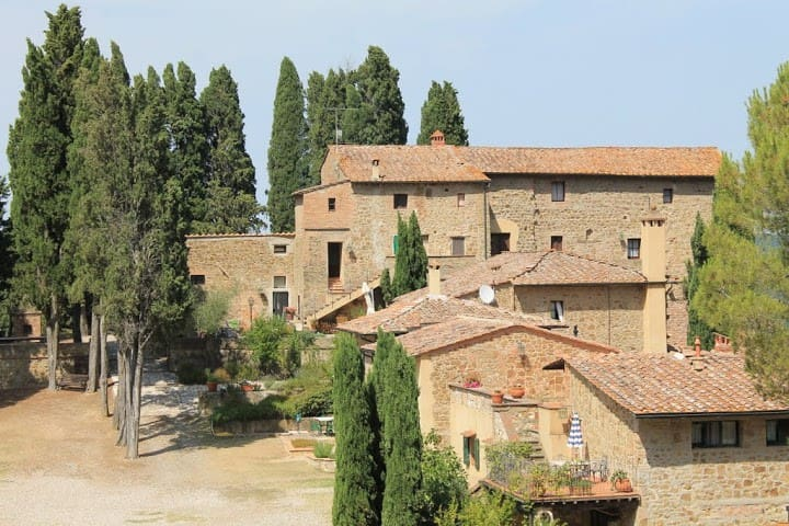 Tuscany countryside - Cosy studio  - Casole d'Elsa - Apartment