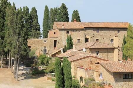 Campagne tuscane -Délicieux studio - Casole d'Elsa - Apartment
