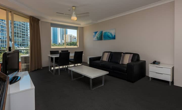One Bedroom Riverview