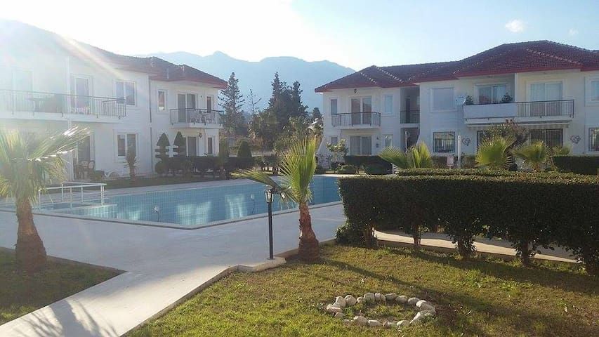 SPLENDID FAMILY HOUSE IN ANTALYA - Çamyuva - Rumah