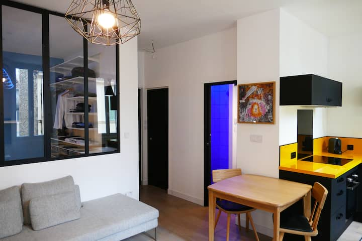 Chic&Urban Flat in the heart of Marseille