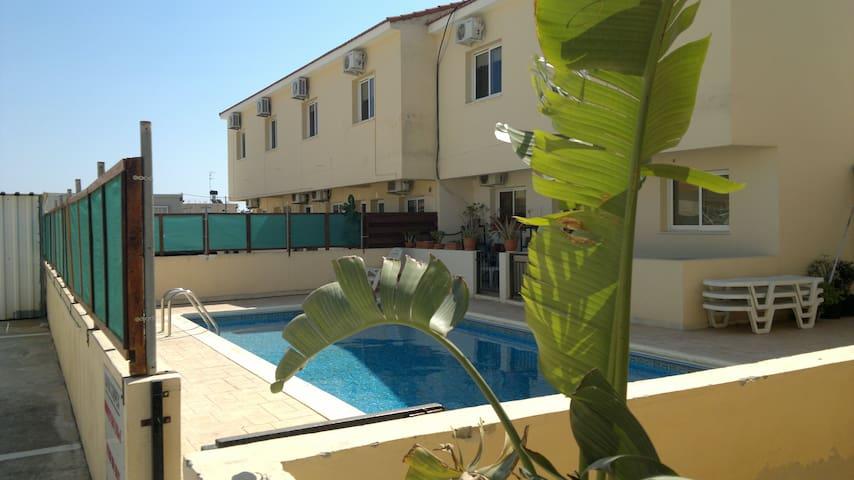 Savva Complex holiday apartments - Περβόλια - 아파트