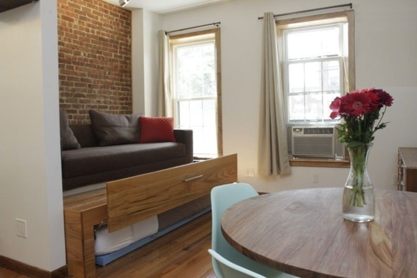Modern Furniture Queens Ny modern unique studio in nyc - apartments for rent in queens, new