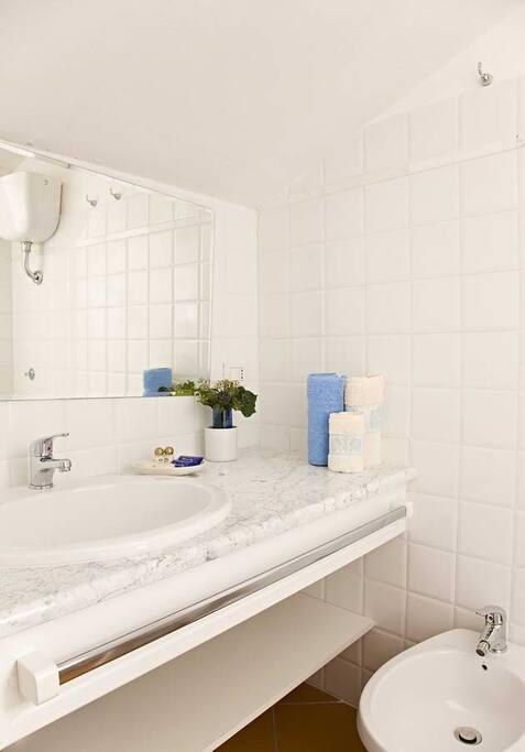 La Vignaredda - Residenza di Charme - Bathroom Attic