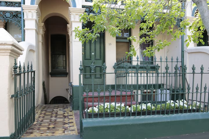 Inner-city heritage haven - Newtown