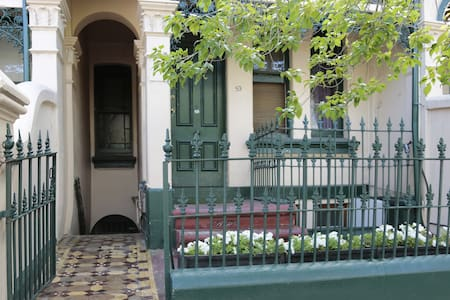 Inner-city heritage haven - Newtown - Townhouse