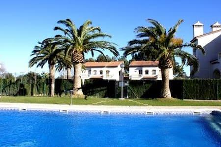 Casa Ana holiday villa - El Cassalot - 別荘